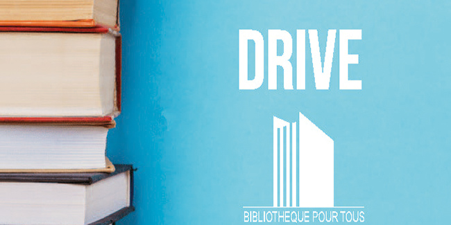 drive bibliotheque