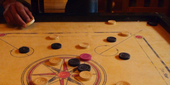 Carrom Flickr creative commons