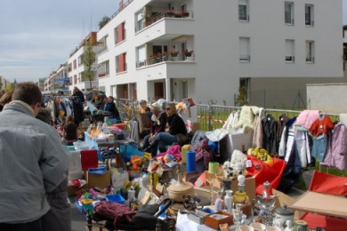 Inscriptions brocante