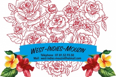 Visuel de West-Indies-Mouzin